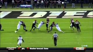 Ryan Lindley vs TCU (2011)