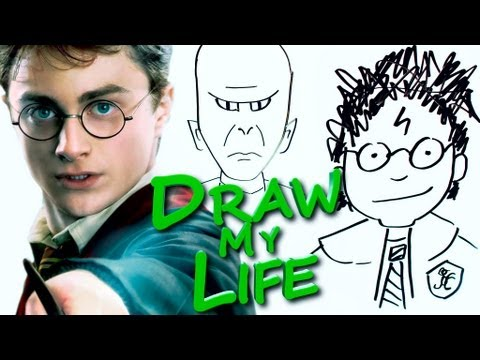 harry - Harry Potter summarizes his life in his own Draw My Life! Don't forget to share and like! :) Subscribe for more: http://bit.ly/SubscribeAVbyte Download the S...