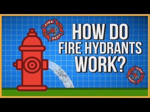 How Do Fire Hydrants Work?