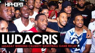 Rick Ross, Matt Barnes, Wale & More Join Ludacris for the 11th Ludaday Celebrity Basketball Game
