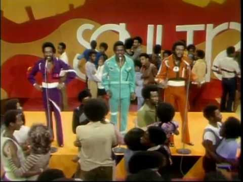 THE INTRUDERS AND THE DELFONICS  ON SOUL TRAIN CLASSIC TELEVISION