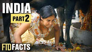 20 Shocking Facts About India #2
