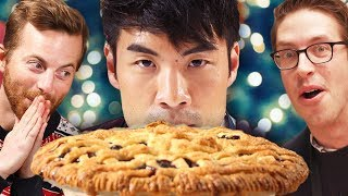 Video The Try Guys Bake Pie Without A Recipe MP3, 3GP, MP4, WEBM, AVI, FLV Agustus 2019