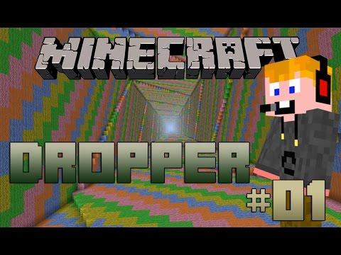 minecraft: Dropper #1