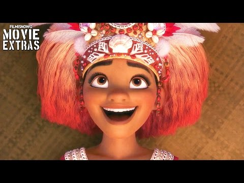 Moana 'The Way To Moana' Featurette (2016)