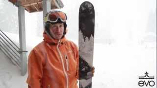 2013 Salomon Rocker2 115 Skis + Guardain 16 Bindings Review