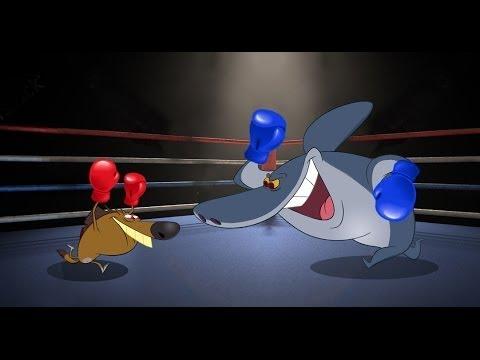 Zig & Sharko - Boxing gloves (S1E33.1) Full Episode in HD