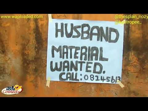The Husband Material (Real House Of Comedy)
