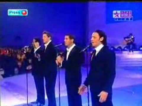Regresa a mí - Il Divo
