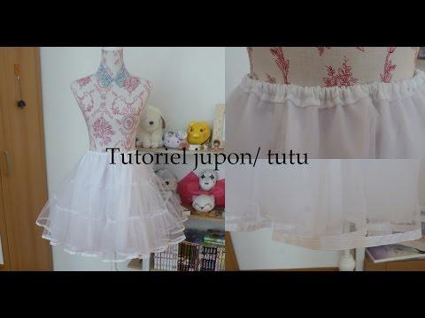 Tutoriel jupon lolita/ tutu DIY | momomakiblog