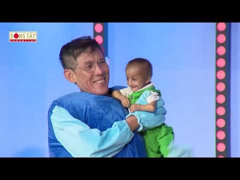 Người bí ẩn nhận nuôi cậu bé tí hon cao 60 cm lấy nước mắt Việt Hương – Trấn Thành - Thời lượng: 5 phút và 56 giây.