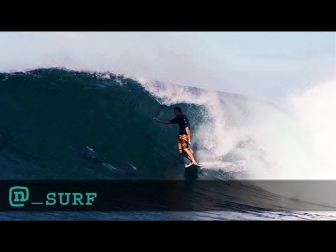 Chasing Summer Swells With Ian Walsh -- Ep 8