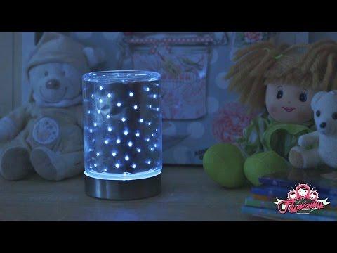 realizzare una fantastica lampada stellata per la camera dei piccoli
