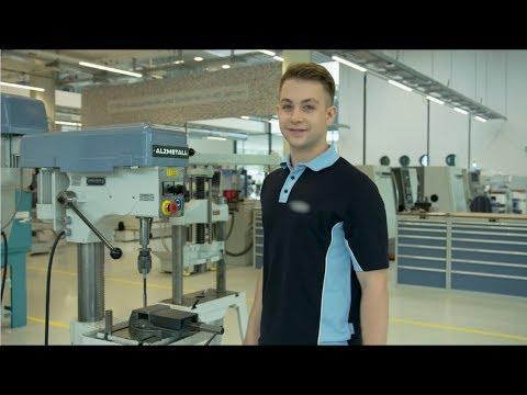 Produktionstechnologe
