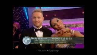 Nicky Byrne SCD Week The Argentine Tango (with rehearsals and Judges)