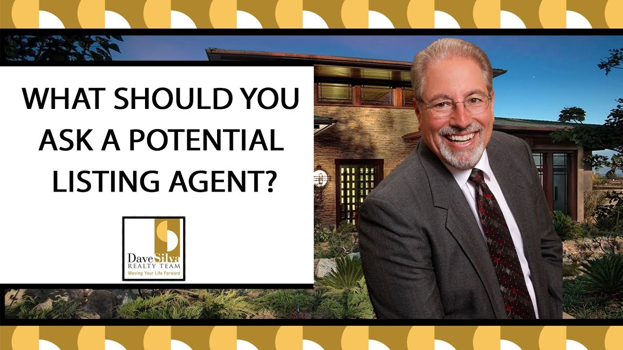 Be Sure to Ask an Agent These Questions