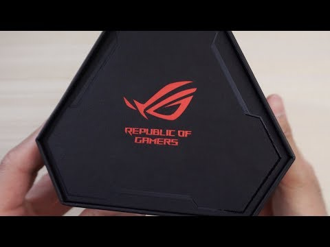 Asus ROG Phone UNBOXING!
