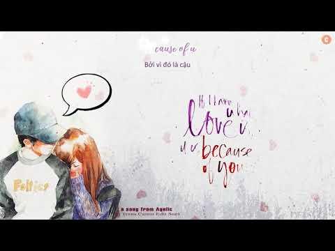 [Vietsub + Lyrics] Because Of You - Angelic - Thời lượng: 3 phút, 10 giây.