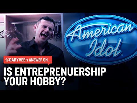 Is Entrepreneurship Your Hobby?