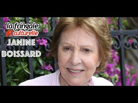 Vidéo de Janine Boissard