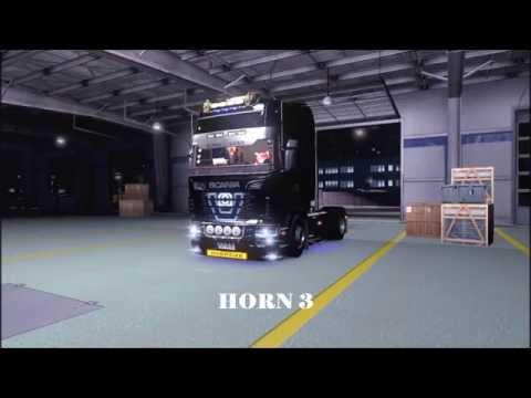 Horn PACK 1.16.X