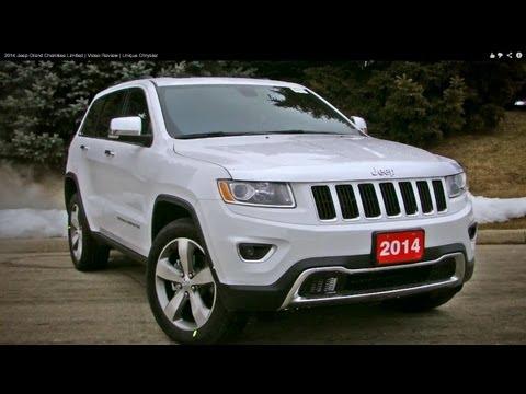 Cherokee 2014 grand jeep limited снимок