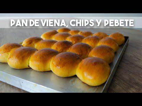 PAN DE VIENA, CHIPS Y PEBETE | MATIAS CHAVERO