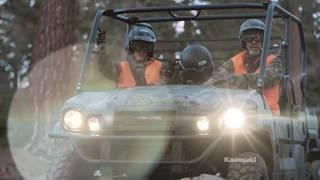 5. Kawasaki 2018 BRUTE FORCE® 300 CC Review