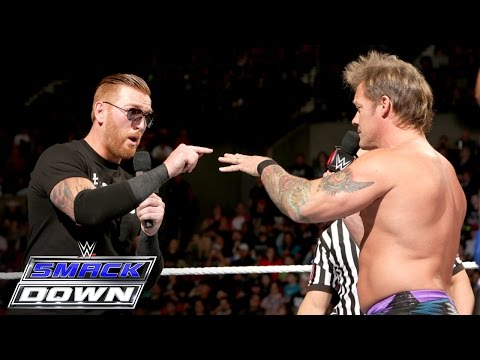 The Social Outcasts Descend Upon Chris Jericho And AJ Styles' Rematch: SmackDown, February 11, 201..