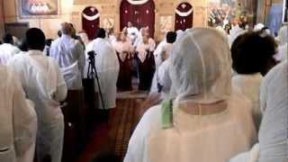 Ethiopian Orthodox 2004/2012 Young Choir St. Mary Church Winnipeg, Canada