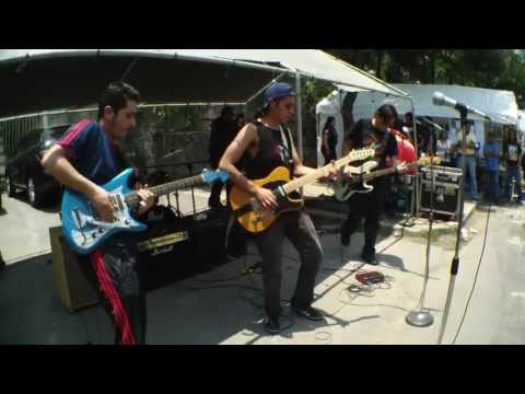 Viernes de hongos -  Fando y Luis @ en el chopo (abril 2013)