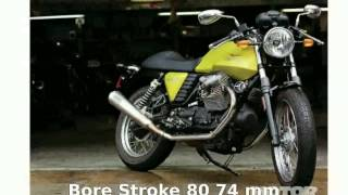 2. Moto Guzzi V7 Classic  Engine Top Speed Details Features Dealers Specification Specs