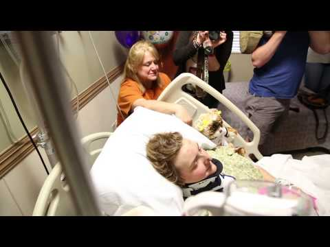EJ: SXSW Car Crash Victim Gets A Private Concert In The Hospital.