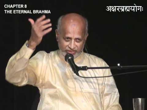 Bhagavad Gita Chapter 08: The Eternal Brahma