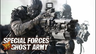 SPECTRAL ARMY attack COMMANDO'S | SPECTRAL 2017