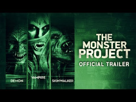 The Monster Project (Trailer)