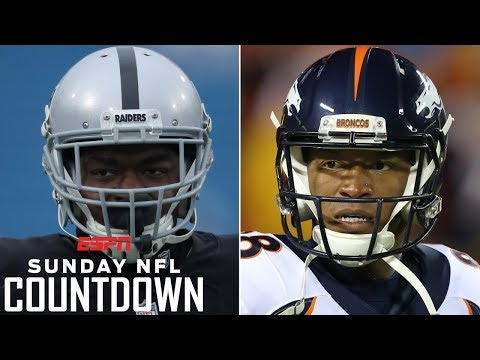 Raiders, Broncos To Deal Amari Cooper, Demaryius Thomas Before NFL Trade Deadline? | NFL Countdown