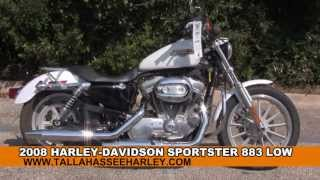 3. 2008 Harley Davidson Iron 883  - Used Motorcycles for sale