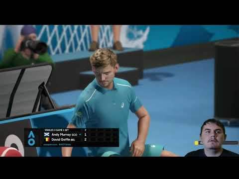 A O Tennis Gameplay Online Multiplayer mode