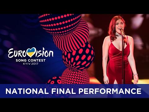 Timebelle - Apollo (Switzerland) Eurovision 2017 - National Final Performance
