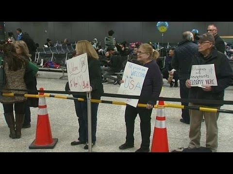 Προσφυγή για επαναφορά του αντιμεταναστευτικού διατάγματος Τραμπ