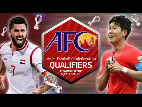 Asian Football Confederation 2nd Round Predictions | 2022 FIFA World Cup Qualifiers