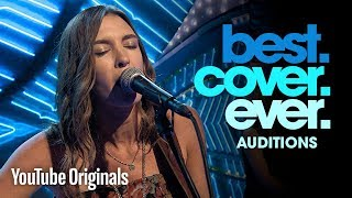 "The Auditions: Emma Lynn White performs her version of ""Blue Ain't Your Color"" for Keith Urban"