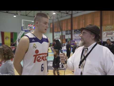 ANGT Coin, MVP Interview: Dino Radoncic, Real Madrid