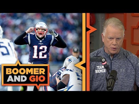 Video: Patriots CAME to play | Boomer & Gio