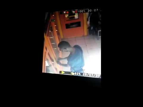 Furti distributori automatici, azienda di Campli nel mirino: guarda il VIDEO