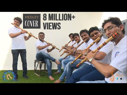 Video Samjhawan Ki - Mai Jaha Rahu - Channa Mereya | Only 3 in 1 Flute Medley Cover download in MP3, 3GP, MP4, WEBM, AVI, FLV January 2017