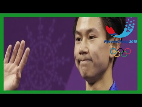 -올림픽- '의병장 후손' 데니스 텐, 쇼트 70.12점..쿼드러플 실수 ♥ Korea news 24h