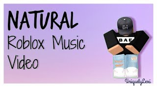 Natural by Imagine Dragons l Roblox Music Video