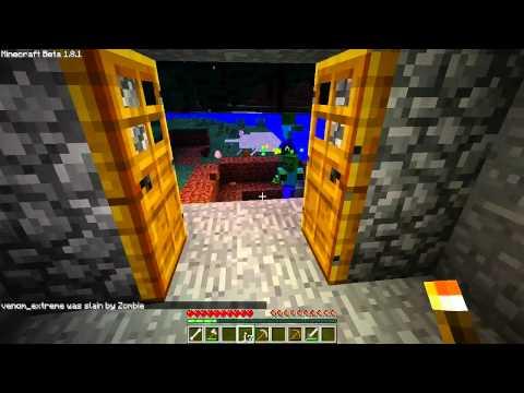 Minecraft - Sobrevivendo com o Venom_Extreme - 1º Episódio